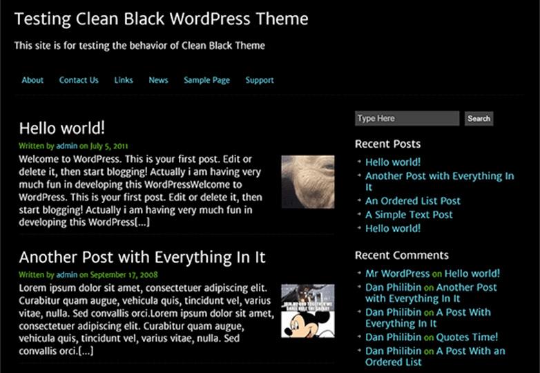 clean-black