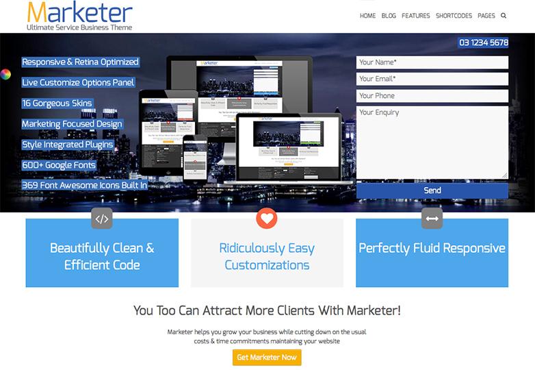 marketer