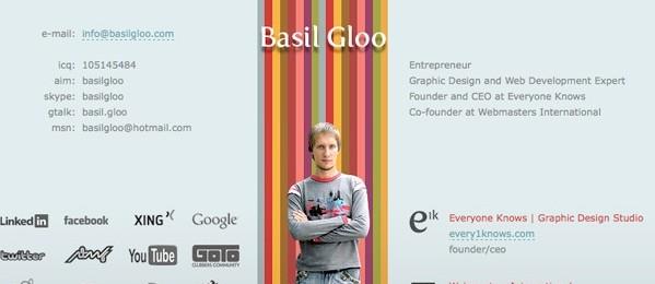 20 Basil Gloo