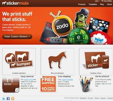 26 StickerMule