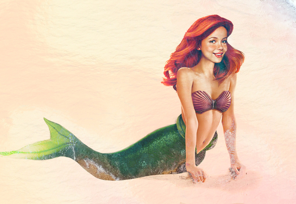 Ariel-Little-Mermaid